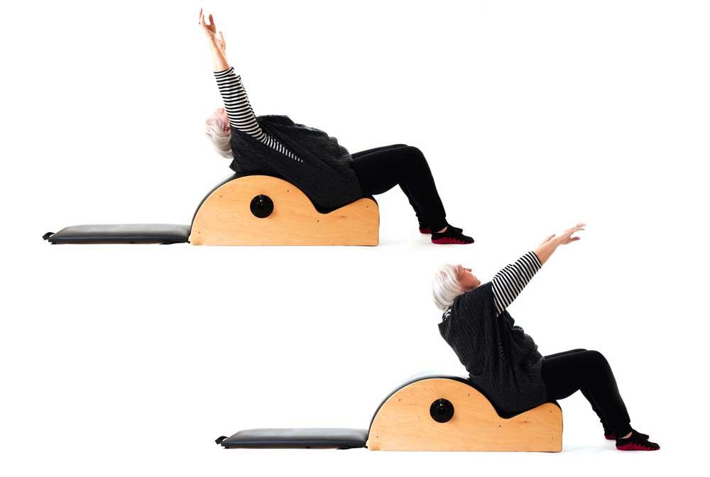 Pilates Sit Ups