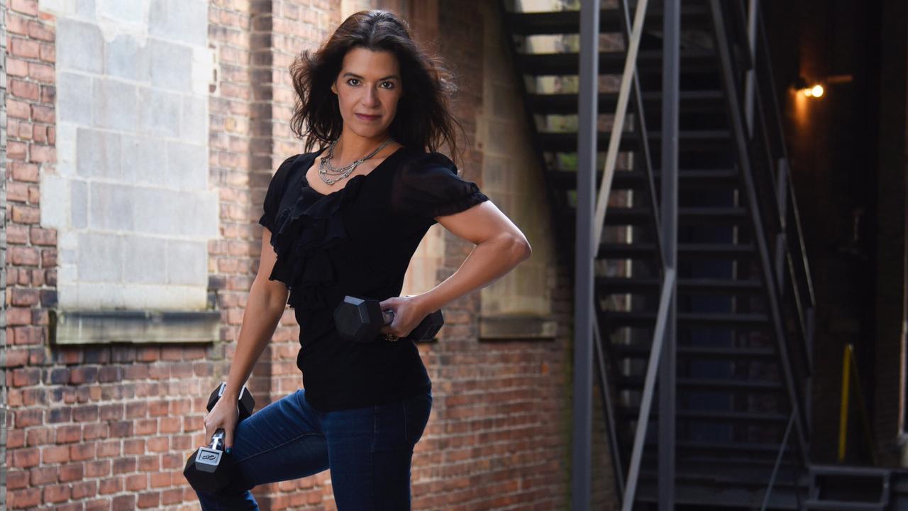 Laura Burdo / The Pilates Preacher