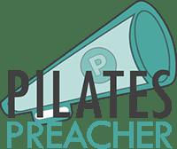 Pilates Preacher Logo